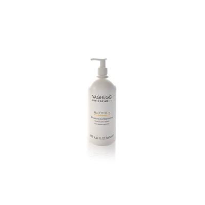 Crema post depilación Piel de Seda - 500 ml